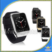 Built in 5.0MP Camera Android 4.4 Wrist Smart Watch