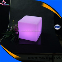 2015 Fashion Cube style indoor and outdoor lamp led lighting