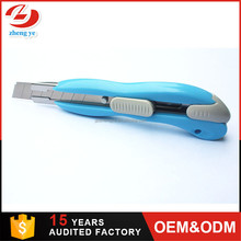 Snap-off blade cutter 18mm multi utility art knife manufacturer in Guangzhou China