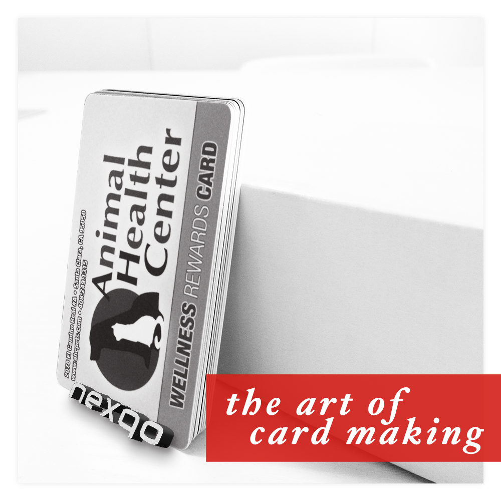 Printing PVC Gift cards /greeting card for Christmas