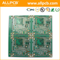 International standard 94v0 fr4 printed circuit board manufacturing