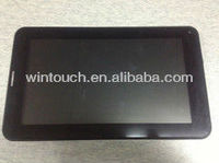 7 Inch Tablet PC Capacity Screen Android 4.0 Allwinner A 13 Customized Tablet PC