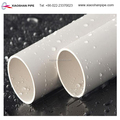 ISO certificated manufacture PVC water delivery pipe with good price