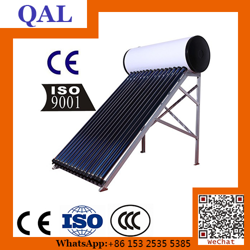 150L high efficiency antifreeze heat pipe solar collector for swimming pool