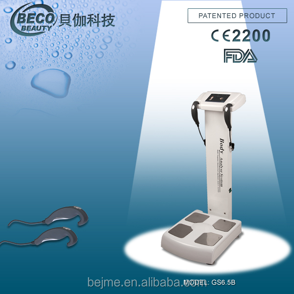 Health Care management system professional human body element analysis machine