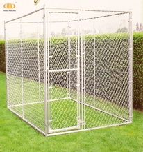 Factory direct sale foldable large dog cage,welded wire mesh dog cage for sale cheap