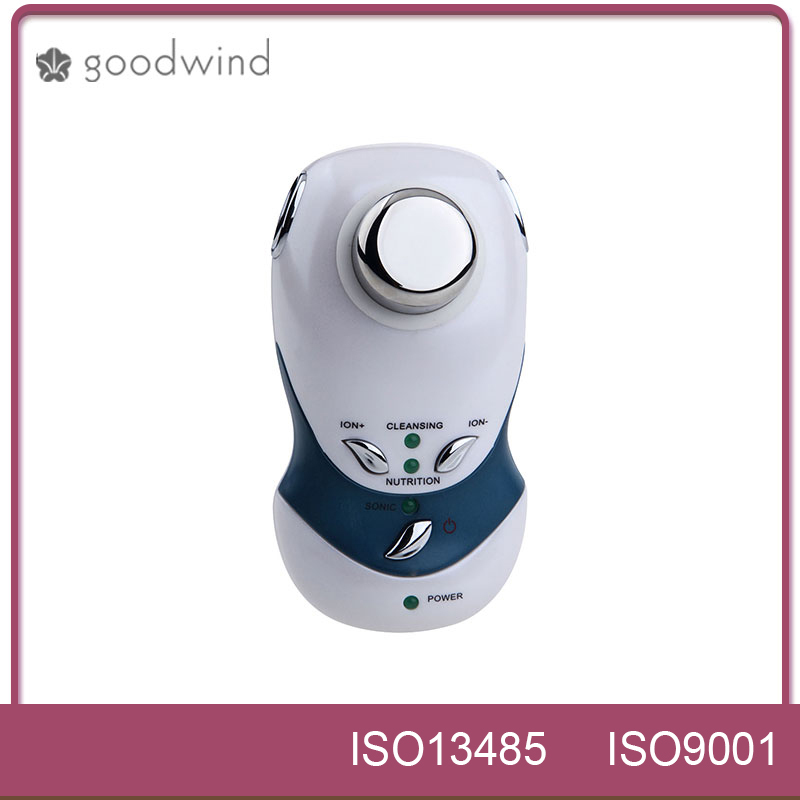 new style galvanic skin therapy and Multi Function Best Mini Ionic Beauty Machine beauty tools