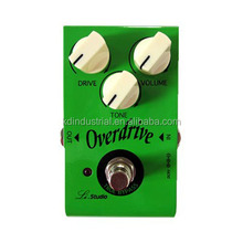 KD-ET07 Green Simply Exquisite Vintage Overdrive Pedal Guitar Effect Pedal