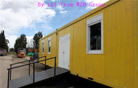 one-stop service for the prefabricated flat-pack container house
