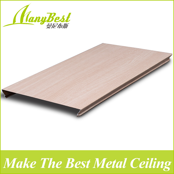 Waterproof wooden false ceiling for porch