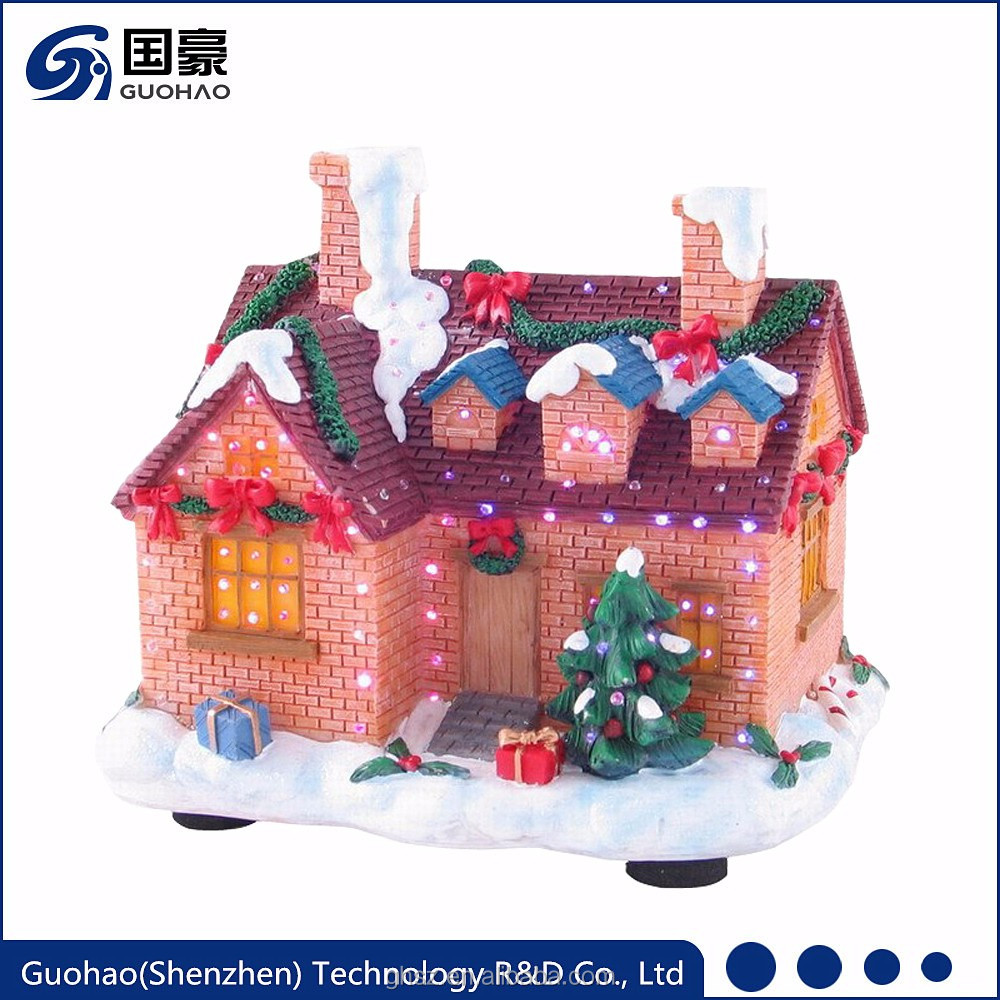 Christmas gift ideas vintage lighted christmas house decorations