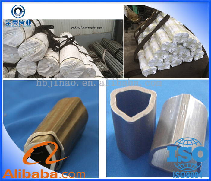 Triangle Pto Shaft Tubing : Triangular steel tube for rotavator pto shaft view china