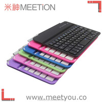 detachable magnetic bluetooth keyboard for Ipad mini /mini 2