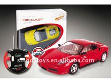 Newest cool alloy radio control racing cars 2012