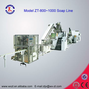 *ZT-800 Laundry Soap Making Equipment(CE certifided)1000-1200kg/h