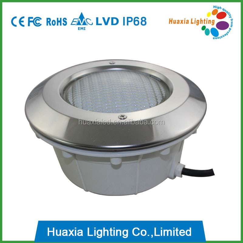 Recessed LED par56 underwater Swimming Pool Light for concrete Pools