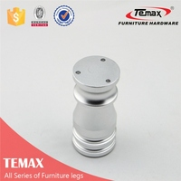 Hot selling furniture leg cap stainless