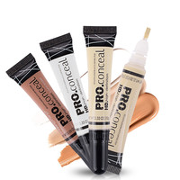 3 Style Concealer 3 Colors Highlight Bronzers Hide The Blemish 10g Face Makeup