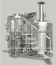 1000l stainless steel brewery canning equipment for sale, beer brewing kit