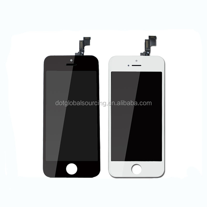 For Apple iPhone 5S Screen Display Replacement LCD With Touch Digitizer Assembly