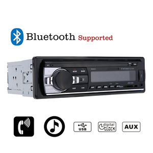 Car Stereo Radio Audio MP3 Player Receiver Bluetooth/In-Dash/FM Aux Input WMA WAV MP3 Player/ SD/USB Port