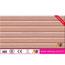 Hot sale exporting padded wall tiles 300x600mm wear-resistant