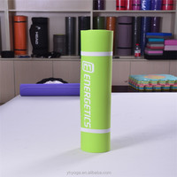 4mm eco friendly EVA yoga mat material