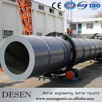 Stainless Steel Rotary Drum Dryer / New Type Rotary Dryer / Coal Rotary Dryer Machine