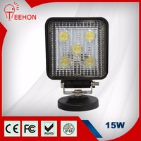 Professional 15w led work light,led work light bar,led magnetic work light with CE certificate