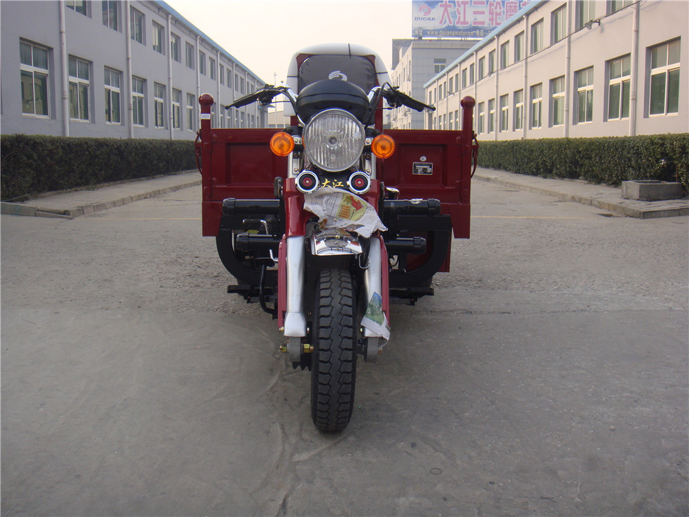 2016 popular high durability 3 wheeler model in Mali for cargo use