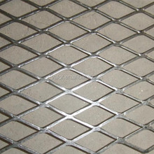 High quality stainless steel/Aluminum expanded metal wire mesh plate sheet