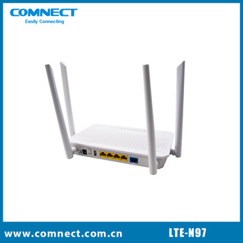 Brand new portable lte 4g router with sim card slot For wholesale