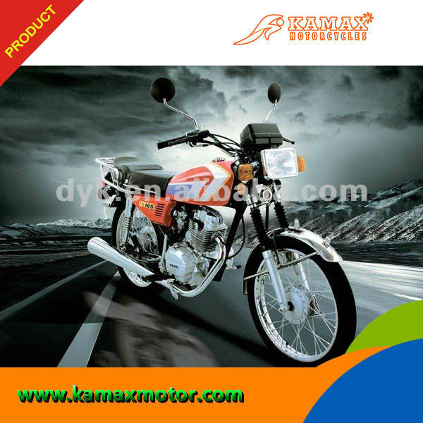 2014 China Cheap CG125 125cc Motorcycle for Sale