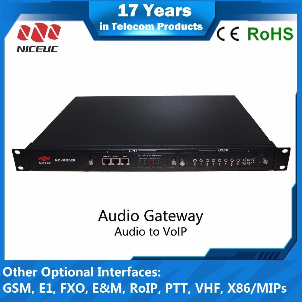 Cross-Network VoIP RoIP Gateway RoIP302 RoIP Interface