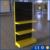 supermarket floor standing carpet rack floor mat display shelf/retail store car cushion display shelf/doormat display stand