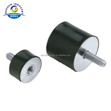 Durable Rubber Vibration Damper from 40- 80 shore