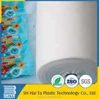 Cold water soluble nonwoven fabric,20 degree water dissolvable embroidery backing paper