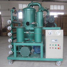 Transformer Oil Reclaiming System/ Dielectric Oil Refining Machine