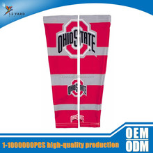 Ohio State University Buckeyes Spirit Barcer Spandex Men Sport Arm Sleeve