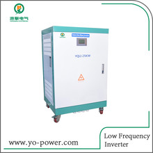 High efficiency SAA 100KW 3 times surge power 40-80hz