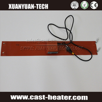 High quality silicone rubber heater plate for tank blanket heating