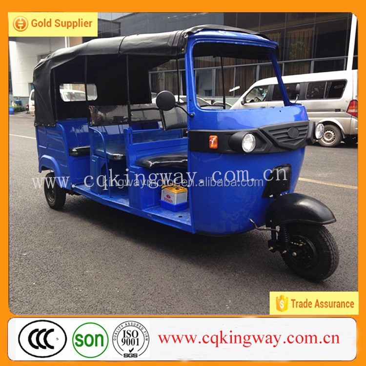 Bajaj Tricycle,175CC Forced Air Engine Taxi Motorcycle,CNG Bajaj Style Tricycle/ Auto Rickshaw Price In India