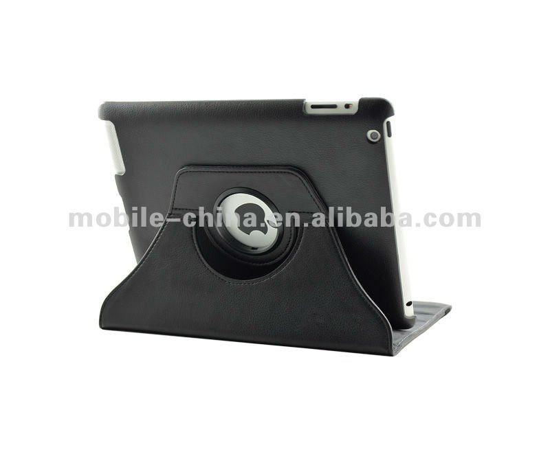 new rotary folio case cover for ipad mini from factory