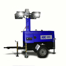 1000W metal halide Flood Light For emergency mobile light tower