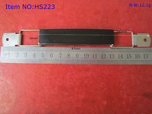 Manufacture Supply Black Color Plastic Handle For Packing Box
