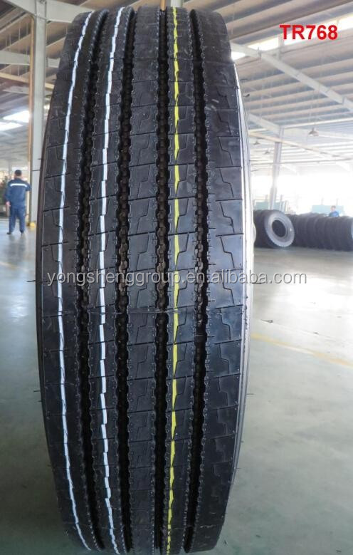 High Performance semi truck tire 11R22.5 bus tire sizes