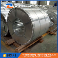 Hot dipped GI galvanized steel coil