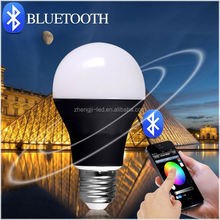 OEM led products,anion led air-purifying light germicidal led bulbs 11w warm white control by SmartPhone