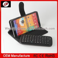 wireless bluetooth keyboard case for samsung galaxy note 3