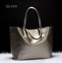 2015 Summer New Style Woman Genuine Leather Handbag Wholesale